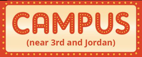 Campus (near 3rd and Jordan)